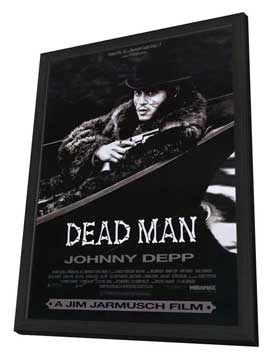 Dead Man - 11 x 17 Movie Poster - Style B - in Deluxe Wood Frame