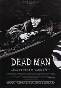 Dead Man - 11 x 17 Movie Poster - Style B - Museum Wrapped Canvas
