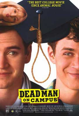 Dead Man on Campus - 11 x 17 Movie Poster - Style A