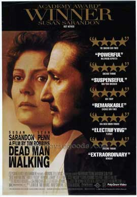 Dead Man Walking - 11 x 17 Movie Poster - Style B