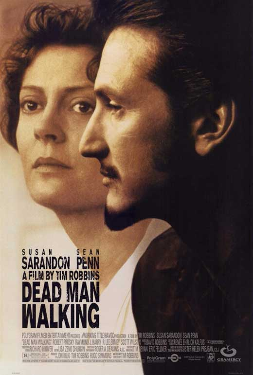 Dead Man Walking Movie Posters From Movie Poster Shop