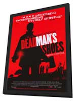 Dead Man's Shoes - 11 x 17 Movie Poster - Style A - in Deluxe Wood Frame