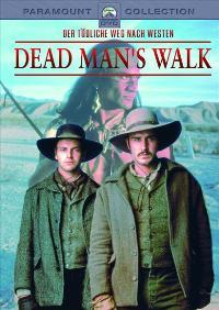 Dead Man's Walk - 27 x 40 Movie Poster - German Style A