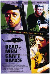 Dead Men Can't Dance - 27 x 40 Movie Poster - Style A