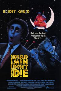 Dead Men Don't Die - 11 x 17 Movie Poster - Style A