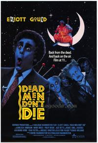Dead Men Don't Die - 27 x 40 Movie Poster - Style A