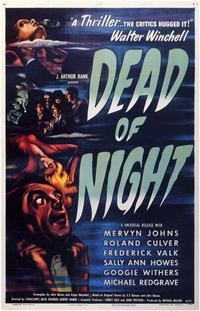 Dead of Night - 11 x 17 Movie Poster - Style B