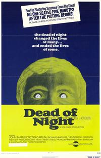 Dead of Night - 43 x 62 Movie Poster - Bus Shelter Style A