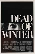 Dead of Winter - 27 x 40 Movie Poster - Style B