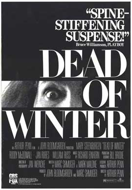 Dead of Winter - 11 x 17 Movie Poster - Style A