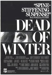 Dead of Winter - 27 x 40 Movie Poster - Style A