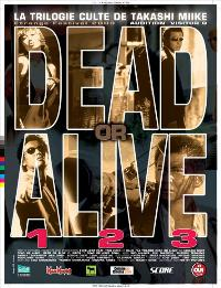 Dead or Alive - 43 x 62 Movie Poster - French Style A