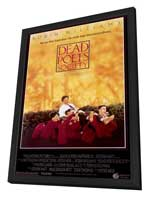 Dead Poets Society - 27 x 40 Movie Poster - Style A - in Deluxe Wood Frame