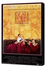 Dead Poets Society - 27 x 40 Movie Poster - Style A - Museum Wrapped Canvas