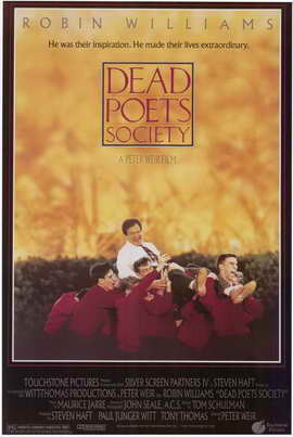 Dead Poets Society - 11 x 17 Movie Poster - Style A