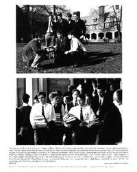 Dead Poets Society - 8 x 10 B&W Photo #4
