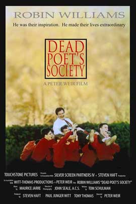 Dead Poets Society - 11 x 17 Movie Poster - Style B