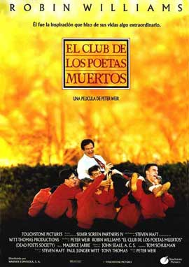 Dead Poets Society - 11 x 17 Movie Poster - Spanish Style A