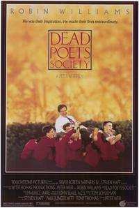 Dead Poets Society - 11 x 17 Movie Poster - Style A - Museum Wrapped Canvas