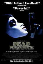 Dead Presidents - 27 x 40 Movie Poster - Style B