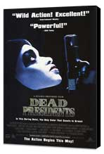 Dead Presidents - 27 x 40 Movie Poster - Style B - Museum Wrapped Canvas