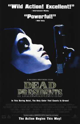 Dead Presidents - 11 x 17 Movie Poster - Style A