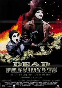 Dead Presidents - 11 x 17 Poster - Foreign - Style A