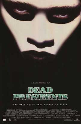 Dead Presidents - 27 x 40 Movie Poster - Style A