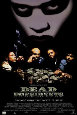 Dead Presidents - 27 x 40 Movie Poster - Style C