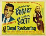 Dead Reckoning - 27 x 40 Movie Poster - Style J