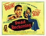 Dead Reckoning - 11 x 17 Movie Poster - Style E