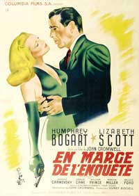 Dead Reckoning - 27 x 40 Movie Poster - French Style A