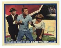 Dead Ringer - 11 x 14 Movie Poster - Style D