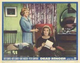 Dead Ringer - 11 x 14 Movie Poster - Style G