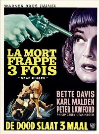 Dead Ringer - 11 x 17 Movie Poster - Belgian Style A