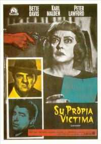 Dead Ringer - 11 x 17 Movie Poster - Spanish Style A