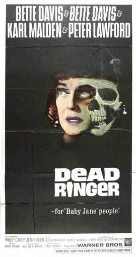 Dead Ringer - 20 x 40 Movie Poster - Style A