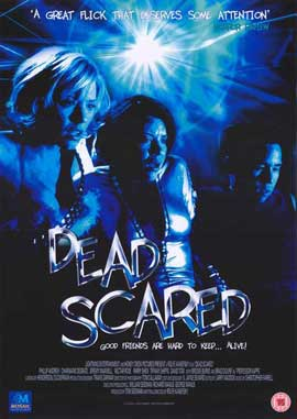 Dead Scared - 27 x 40 Movie Poster - Style A