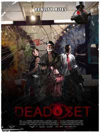Dead Set (TV) - 11 x 17 TV Poster - UK Style A