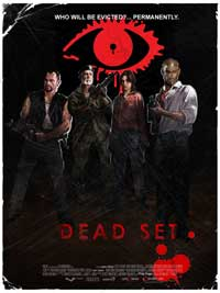 Dead Set (TV) - 11 x 17 TV Poster - UK Style B