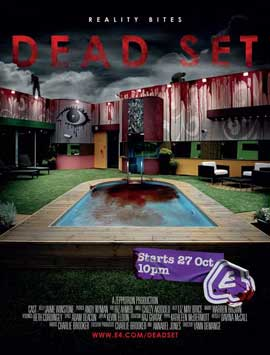 Dead Set (TV) - 11 x 17 Movie Poster - UK Style A