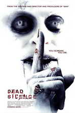 Dead Silence - 11 x 17 Movie Poster - Style B