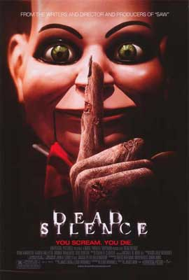 Dead Silence - 27 x 40 Movie Poster - Style A