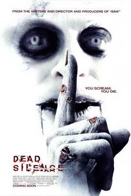 Dead Silence - 27 x 40 Movie Poster - Style B