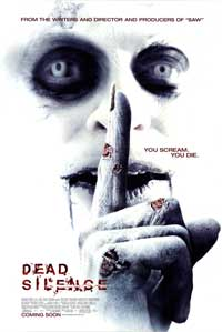 Dead Silence - 43 x 62 Movie Poster - Bus Shelter Style B