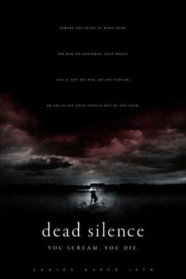 Dead Silence - 11 x 17 Movie Poster - Style D