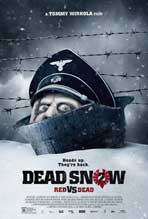 """Dead Snow 2: Red vs Dead"" Movie Poster"