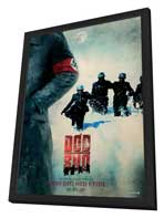 Dead Snow - 27 x 40 Movie Poster - Norwegian Style A - in Deluxe Wood Frame