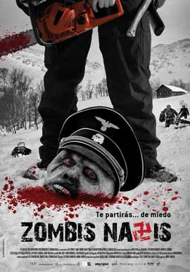 Dead Snow - 11 x 17 Movie Poster - Spanish Style A