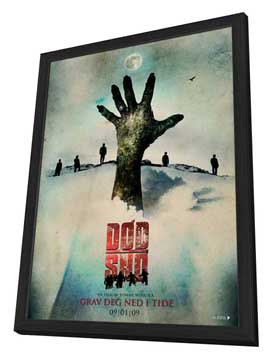 Dead Snow - 27 x 40 Movie Poster - Style A - in Deluxe Wood Frame